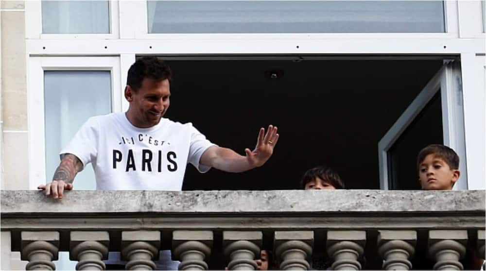 After Completing Psg Switch, Messi's N9.7m-a-night Paris Hotel Boasting Private Cinema and Six Restaurants