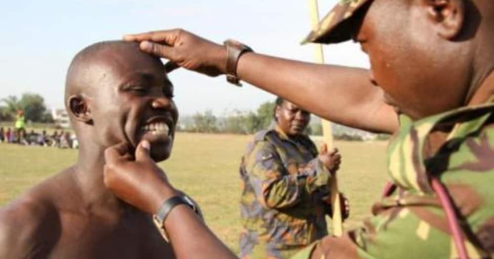 Sababu ya Makurutu Kuangaliwa Meno Kabla ya Kujiunga na Vikosi vya Usalama