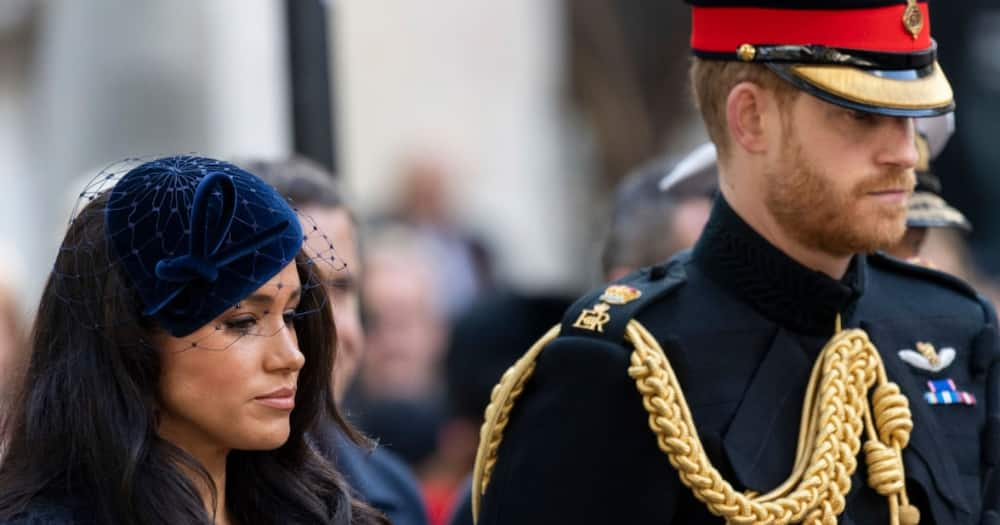 Meghan Markle announces she suffered a miscarriage