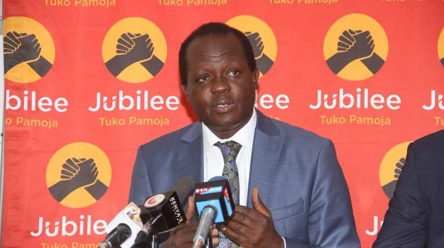 DP Ruto awaalika wagombea 3 wa Msambweni afisini mwake licha ya Jubilee kujiondoa kinyang'anyironi