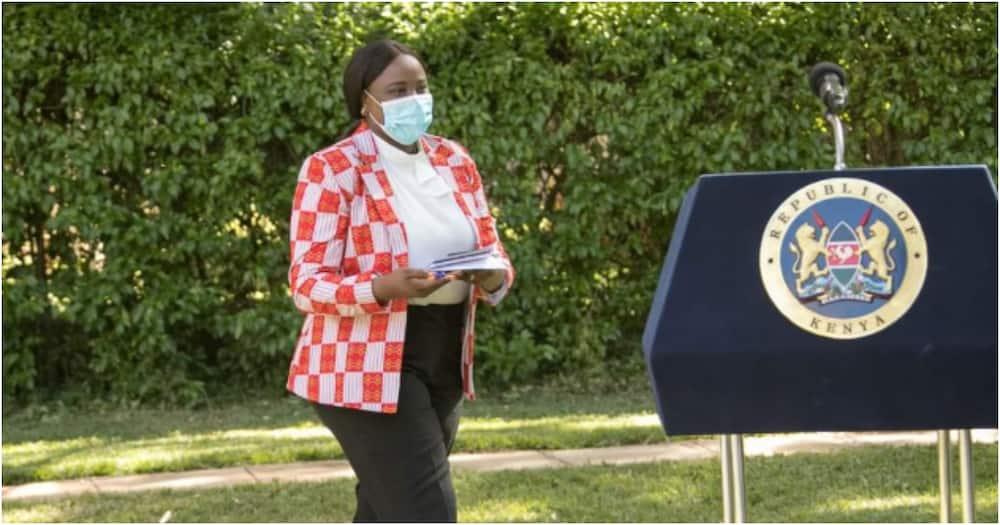 Media personality Syombua Osyiani explains Kanze Dena's weight gain