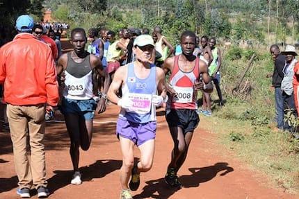 Korean athlete dies while competing in Nyahururu marathon