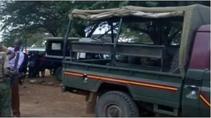 Samburu: Detectives Detonate Live Bomb, Recover 6 Other Explosives from Grazing Field