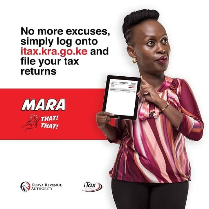 How to file KRA returns if not employed