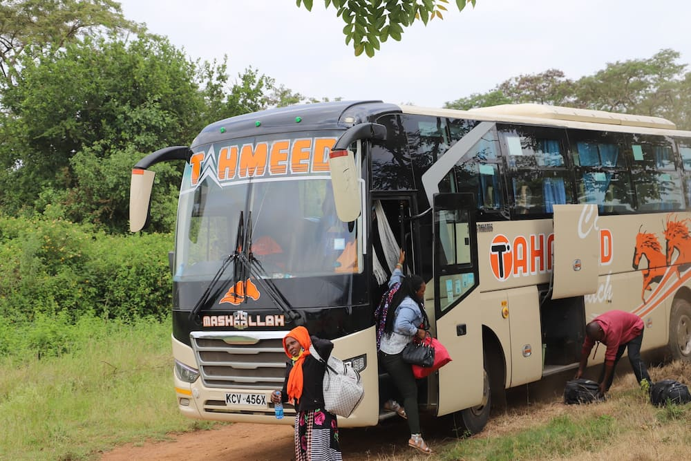 Tahmeed bus online booking