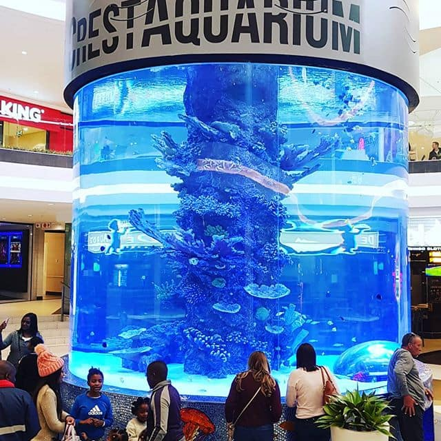 biggest mall in South Africa