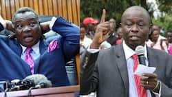 "Rigathi Gachagua Slams Atwoli for Saying Ruto Won't Be President in 2022: ""You're Not God"""