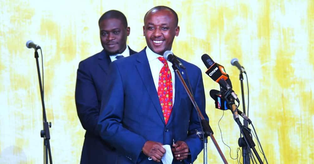 Makueni senator Mutula Kilonzo Jnr. Photo: Mutula Kilonzo Jnr.