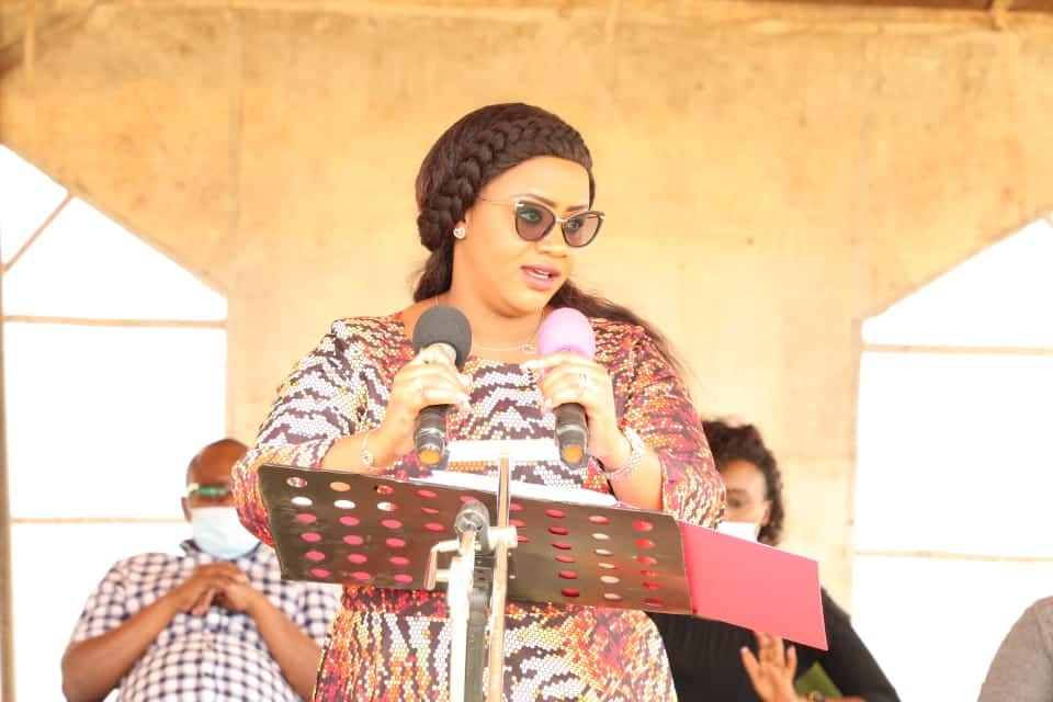 Cate Waruguru accuses Ruto of hypocrisy for failing to openly declare support for revenue allocation formula