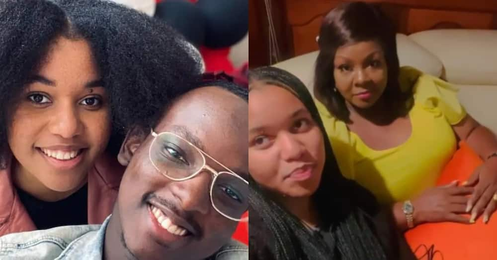 Daughters of Zion React to Video of Kathy Kiuna Hanging out With Son's Girlfriend Joy Ohon