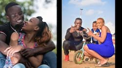 Ferdinand Omanyala, Girlfriend Head to Watamu for a Week's Vacation after Good Season on Track