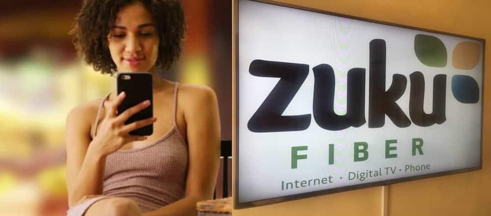 How To Change Zuku Wifi Password