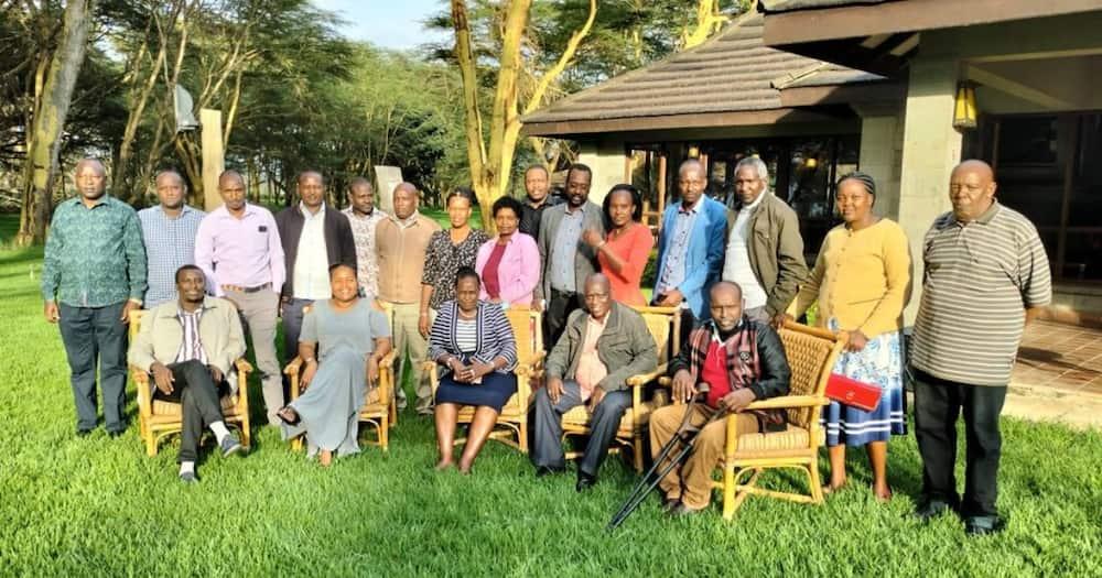 Kaunti ya Samburu ndio ya hivi punde na ya 12 kupitisha mswada wa BBI