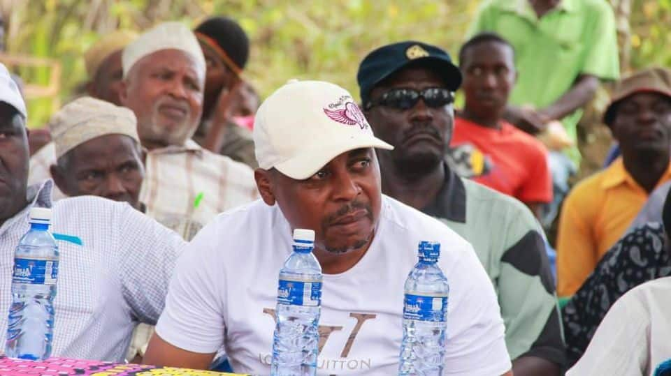 Boga kuipeperusha bendera ya ODM Msambweni, ashinda tikiti ya kuwania uchaguzi mdogo