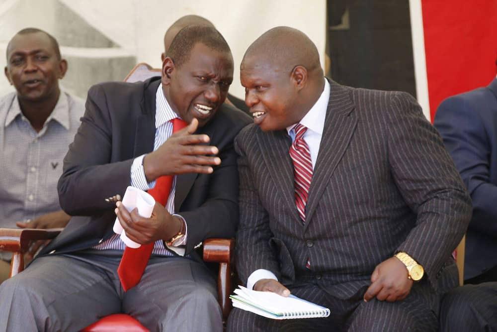 Naibu Gavana wa Kisii Joash Maangi akamatwa akisubiri kumlaki DP Ruto