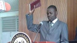 Mkuu wa wafanyakazi kaunti ya Kakamega afariki dunia