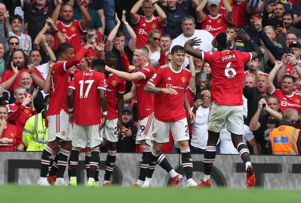Paul Pogba bags four assists in Man United victory in Premier League opener at Old Trafford