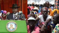 Salva Kiir Admits South Sudan Citizens are Starved 10 Years after Independence, Blames Sanctions