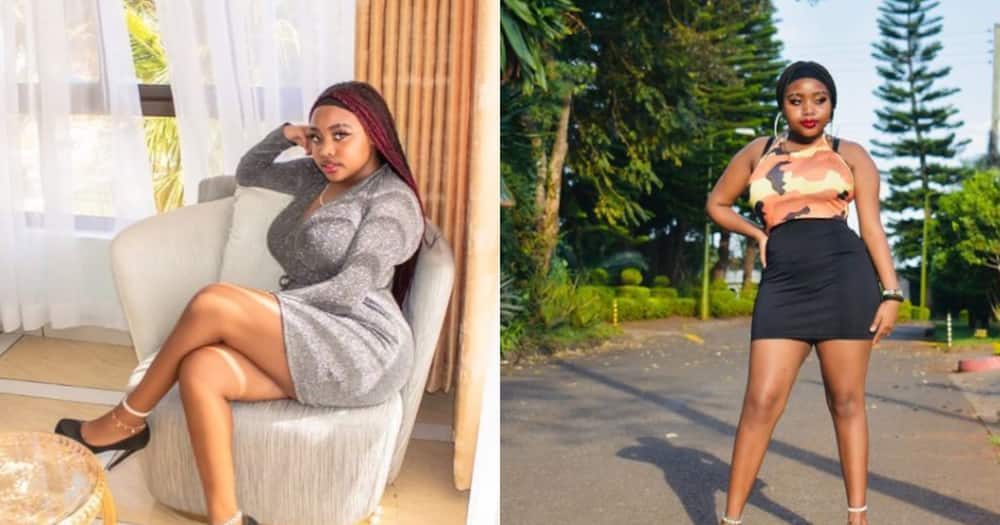 """Mike Sonko's youngest daughter supports dad after his dramatic arrest: """"We got this Papa"""""""