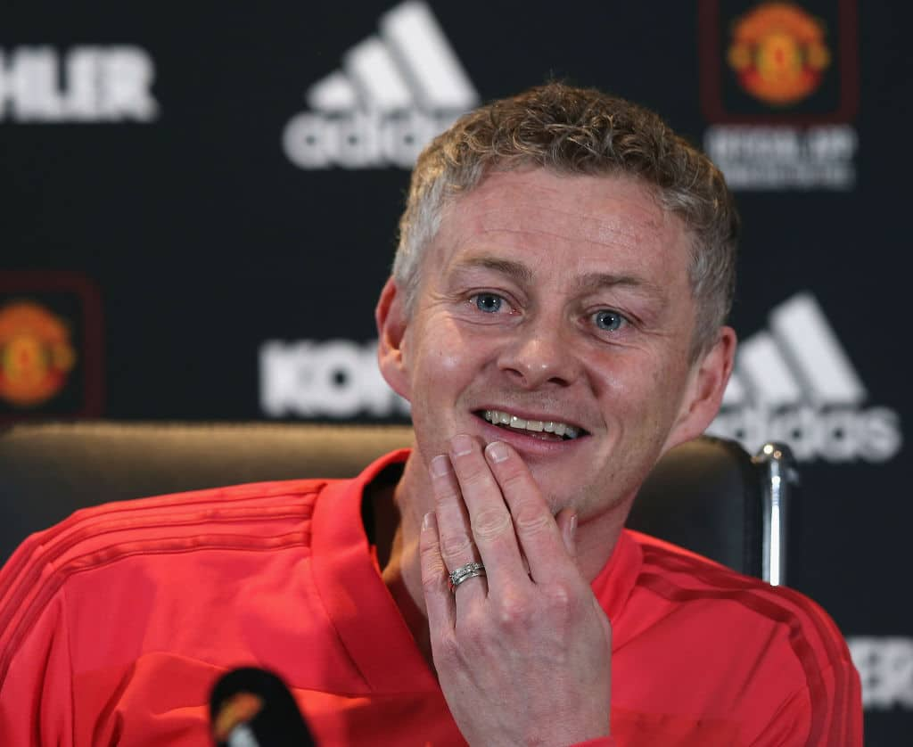 Im not afraid of laying down the law if need be - Manchester United boss Solskjaer warns