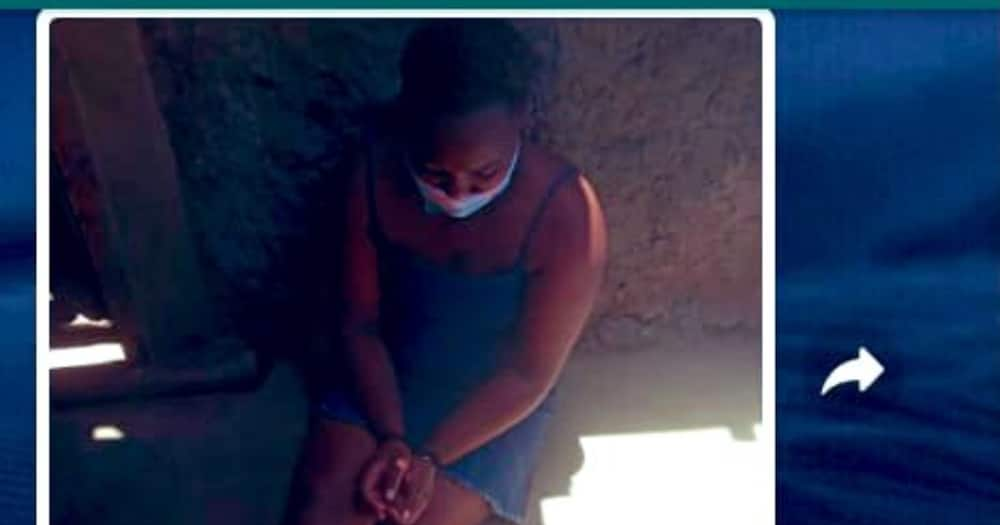 Nyeri Woman who Staged Own Kidnapping to Extort her Mother Arrested inside Bar
