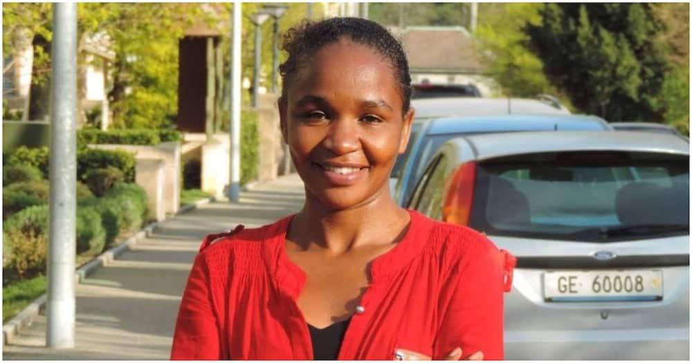 Celebrated investigative journalist Purity Mwambia. Photo: Purity Mwambia.