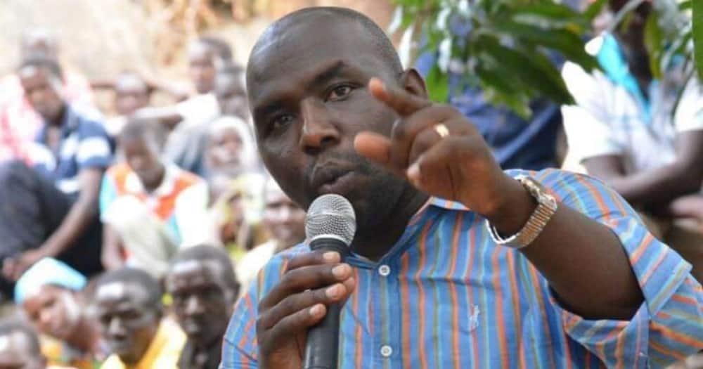 Kipchumba Murkomen Awaka Moto Baada ya Rais Kenyatta Kukutana na Viongozi wa Nyanza