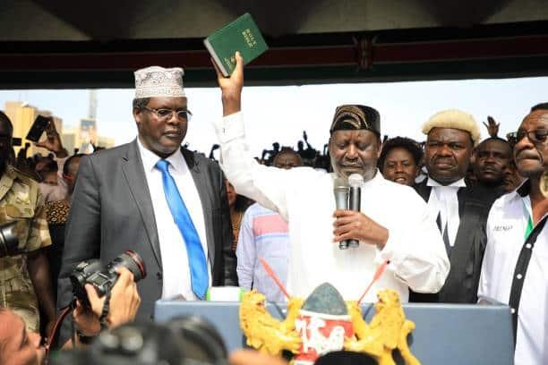 Majina 5 ambayo wafuasi wa ODM hutumia kumuita Raila Odinga