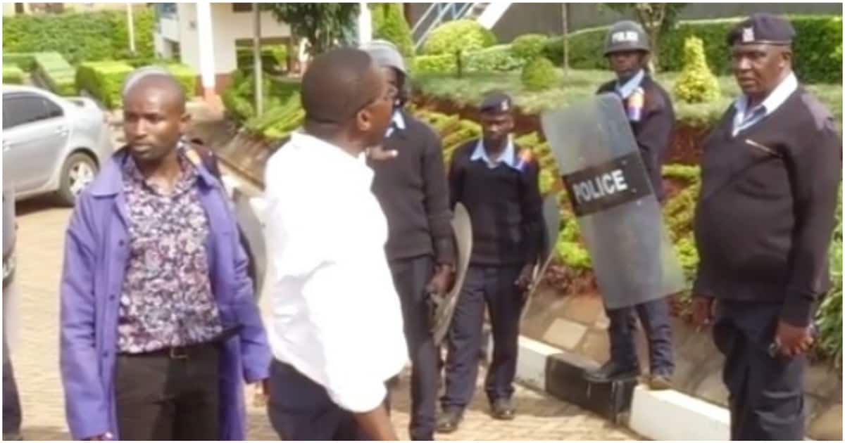 Murang'a county top official in water ministry on EACC radar for abuse of office