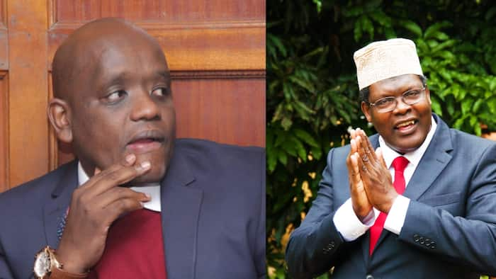 Miguna Tells Dennis Itumbi to Prepare for Consequences if He Lied about Ruto's Assassination Claims