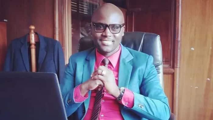 Harrison Mumia amdhihaki Mungu baada ya kupata kazi mpya