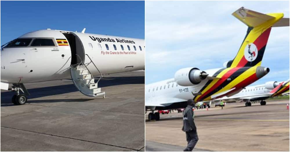 Its a Ksh 3 billion loss for Uganda Airlines in its first year of operation