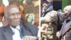 Shangwe Baada ya Mzee Aliyetoweka Nyumbani Kurejea Miaka 57 Baadaye