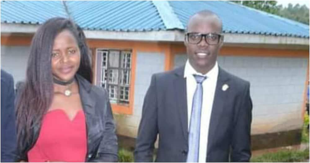 Kenyan man posts emotional message to ex-girlfriend who blocked her, promises fridge gift during her pre-wedding