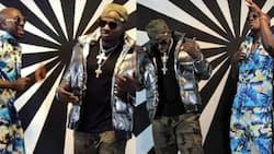 6 Times Rapper Khaligraph, Sauti Sol's Bien Tickled Fans with Their Online Bromance
