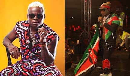 Wasafi singer Harmonize forced to clarify why he called Kenyans peasants