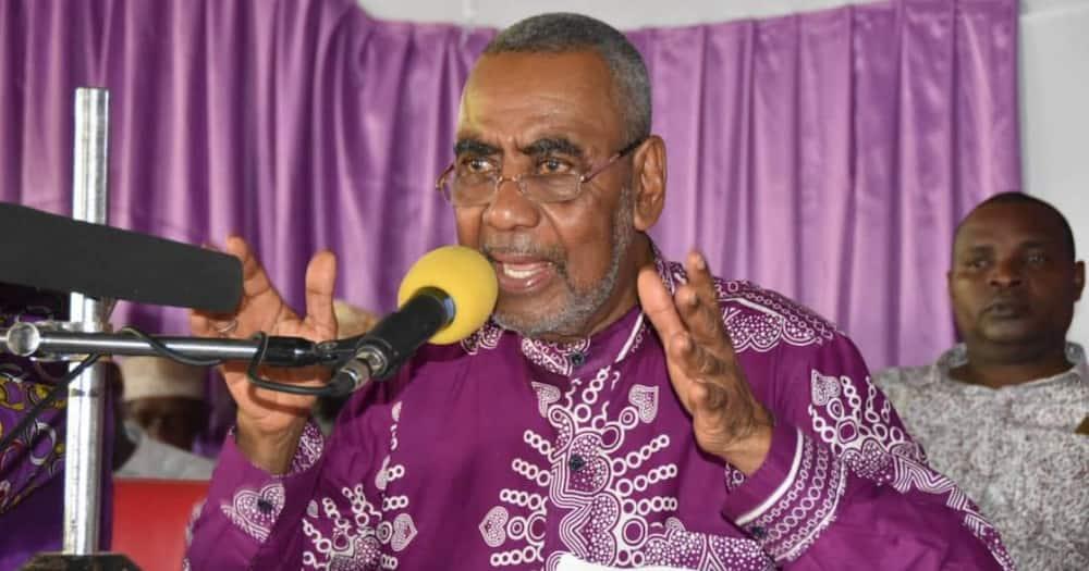 Maalim Seif: Zanzibar's first vice president dies of suspected COVID-19