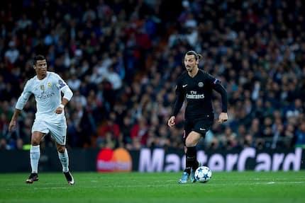 Zlatan Ibrahimovic slams Cristiano Ronaldo over his mega money move to Juve