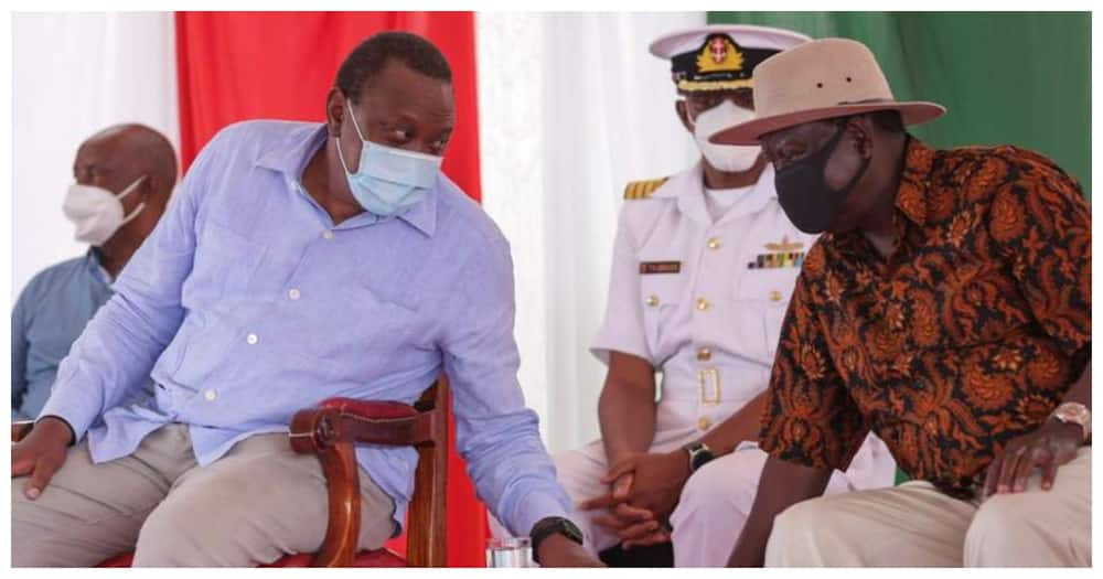 Artists lauded the leaders led by Raila for their input.