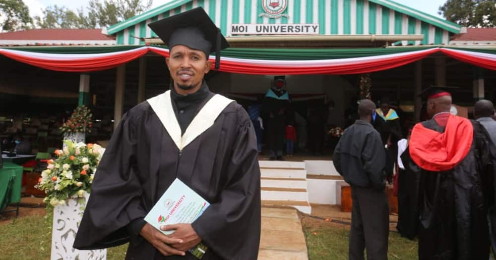 Nyali MP Mohamed Ali now first earned a diploma in journalism.