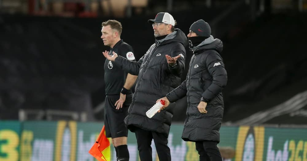 Ole Gunnar Solskjaer hits back at Jurgen Klopp over Man United penalty claims