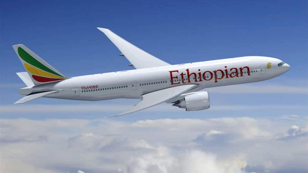 Ethiopian airlines Nairobi office location and contacts