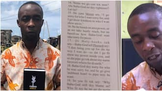 Music Teacher Translates English Bible to Vernacular So More People Can Read It