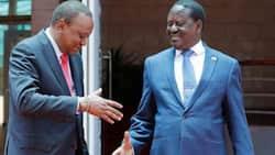 Handshake With Raila Will Be Biggest Mark of My Legacy, Uhuru Says