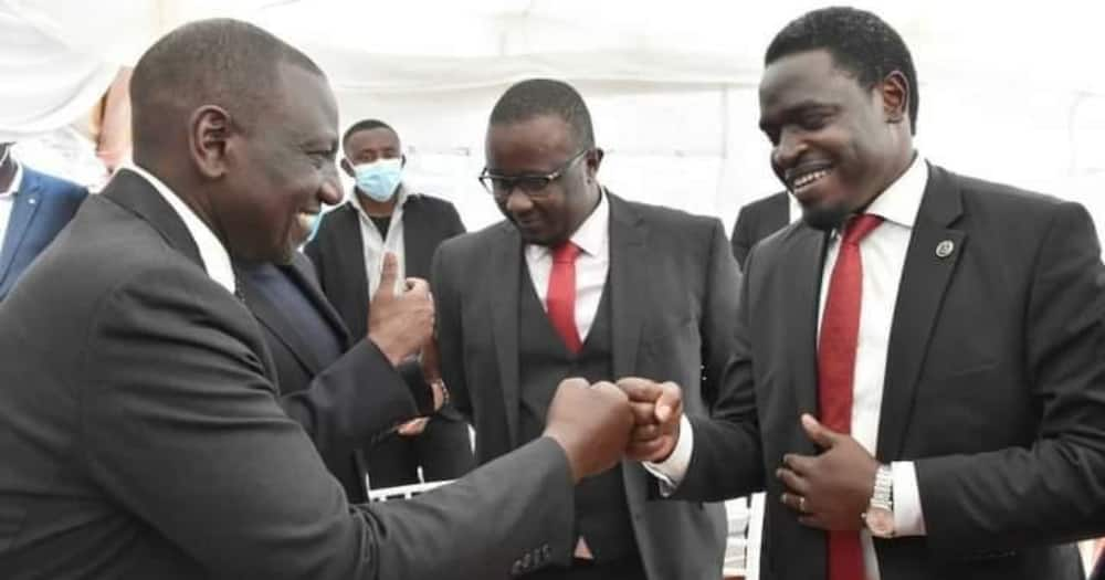 """Nelson Havi hits out at Raila over IEBC overhaul calls: """"Find a player who can score"""""""