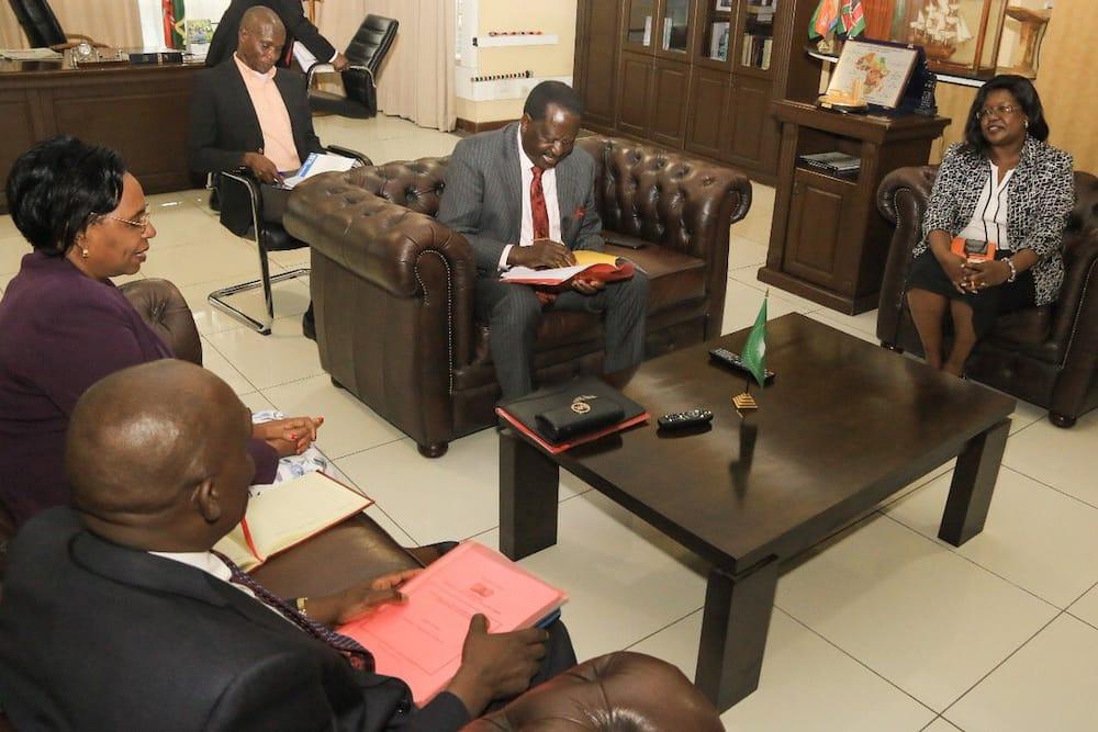 Orengo: Handisheki imempa Raila nguvu za kisiasa