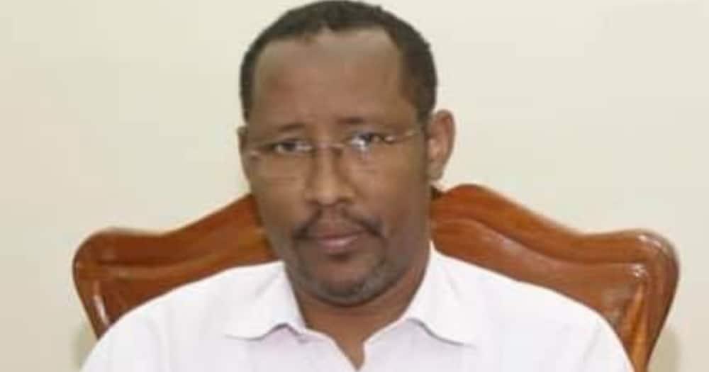 Ibrahim Barrow: Mandera Finance CEC succumbs to COVID-19