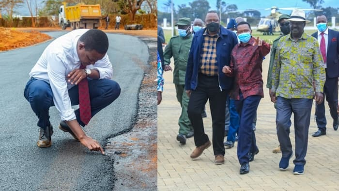"""Alfred Mutua Accuses Politicians of Copying His Leadership Ideas: """"They Copy as it is"""""""