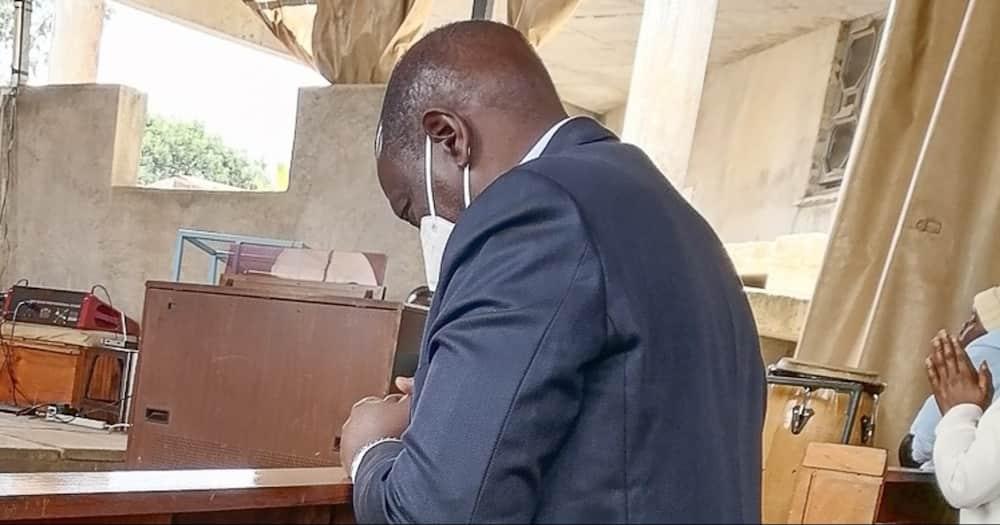 Deputy President William Ruto. Photo: William Ruto.