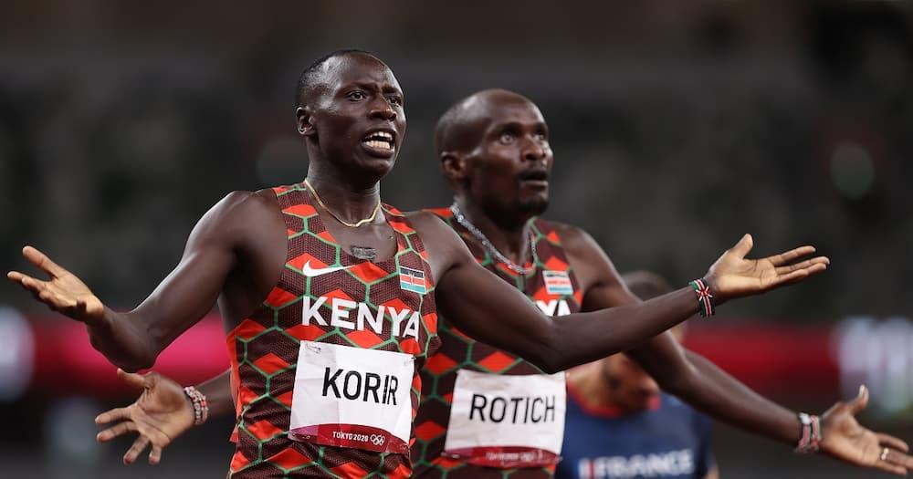 Emmanuel Korir, Rotich